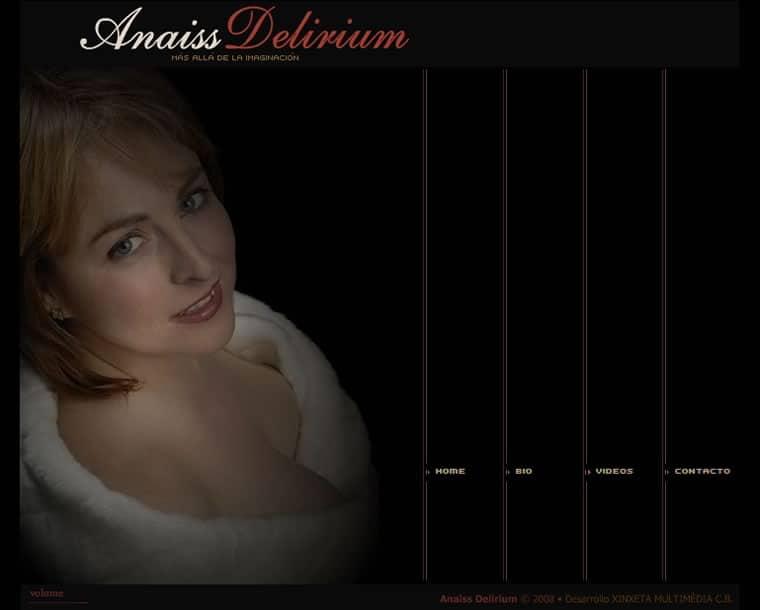 Anaiss Delirium, artista valenciana