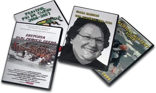 Catálogos digitales. Presentaciones multimedia. Edición y grabación de vídeo y fotografía