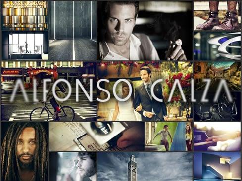 Alfonso Calza - Web