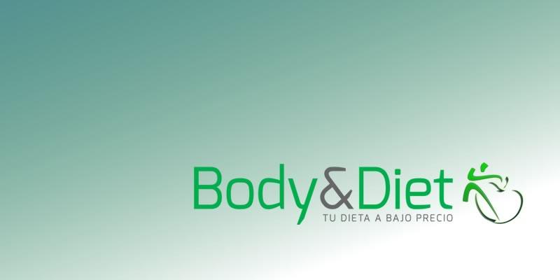 Body&Diet - Logotipo
