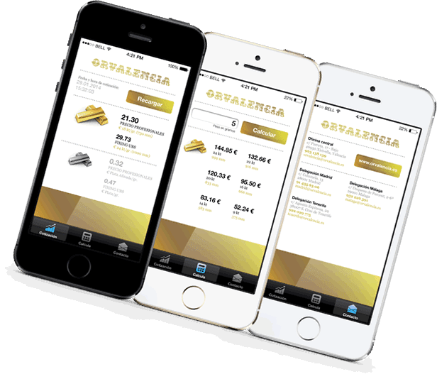 En Xinxeta creamos aplicaciones móviles para iPhone, aplicaciones móviles para Android y aplicaciones móviles para iPad