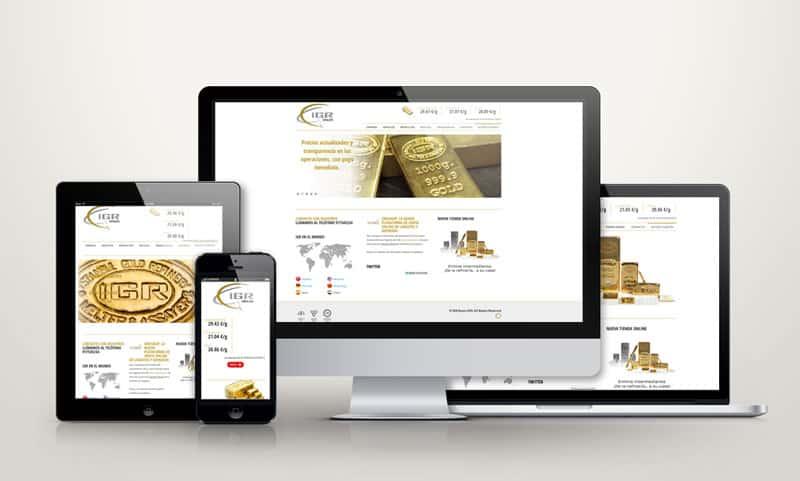 IGR Spain - Diseño Web, Tienda Online