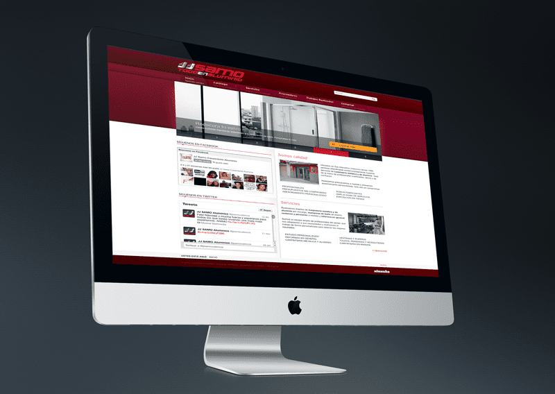 JJSamo - Diseño Web