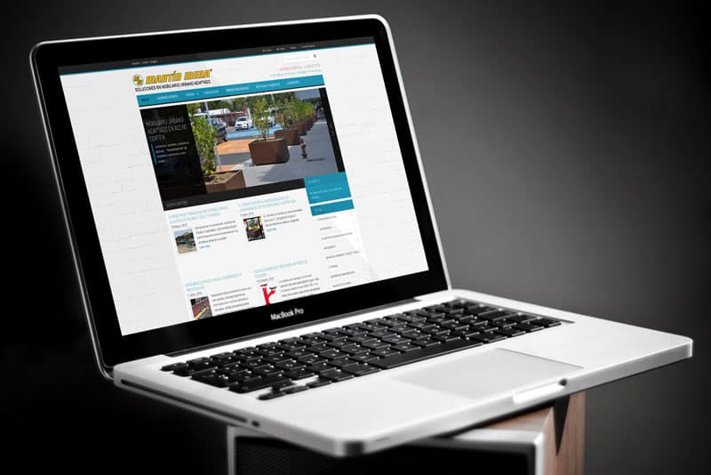 Martín Mena - Diseño Web, Tienda Online
