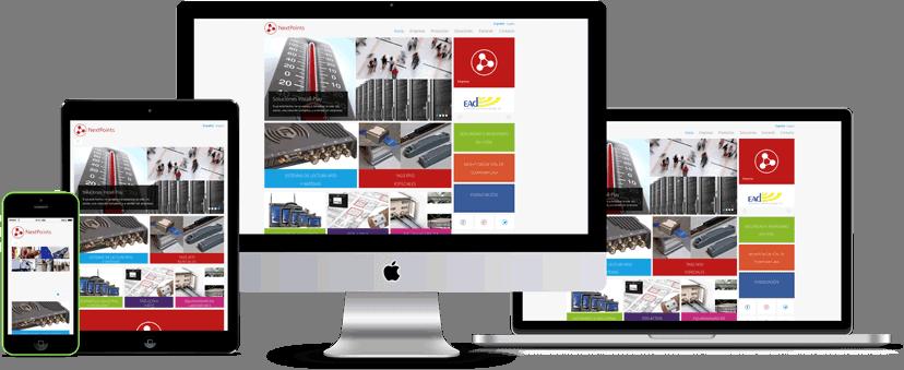 En Xinxeta hacemos páginas web responsive y páginas web html5. Páginas web para todos los dispositivos y resoluciones