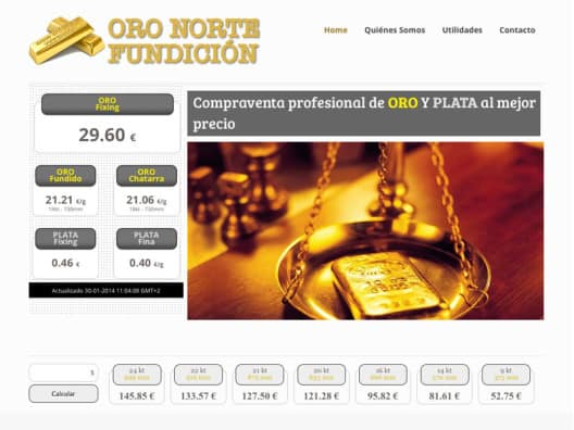 Oro Norte Vitoria