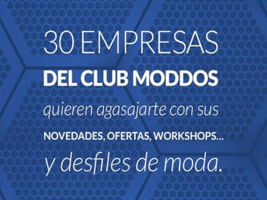 Invitación al Meeting Point de Moddos