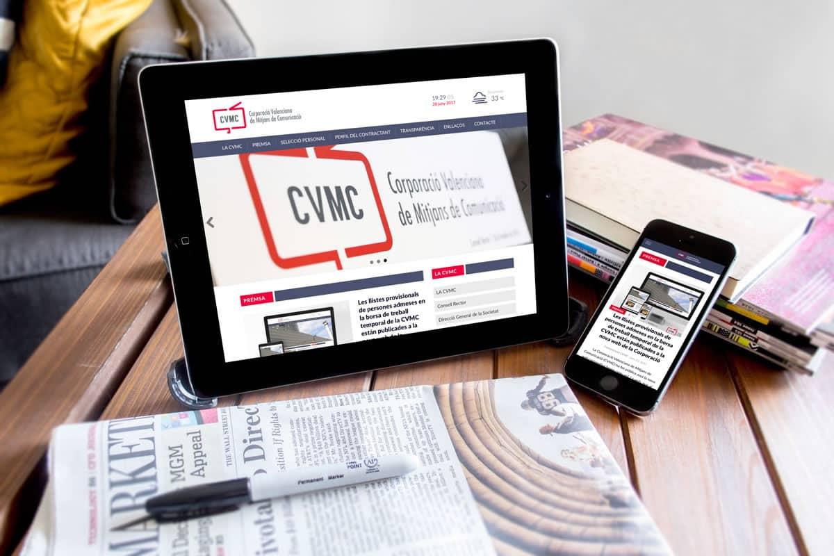 CVMC - Corporació Valenciana de Mitjans de Comunicació