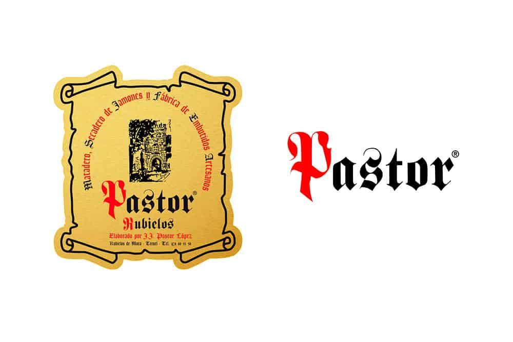 Jamones Pastor - Logos