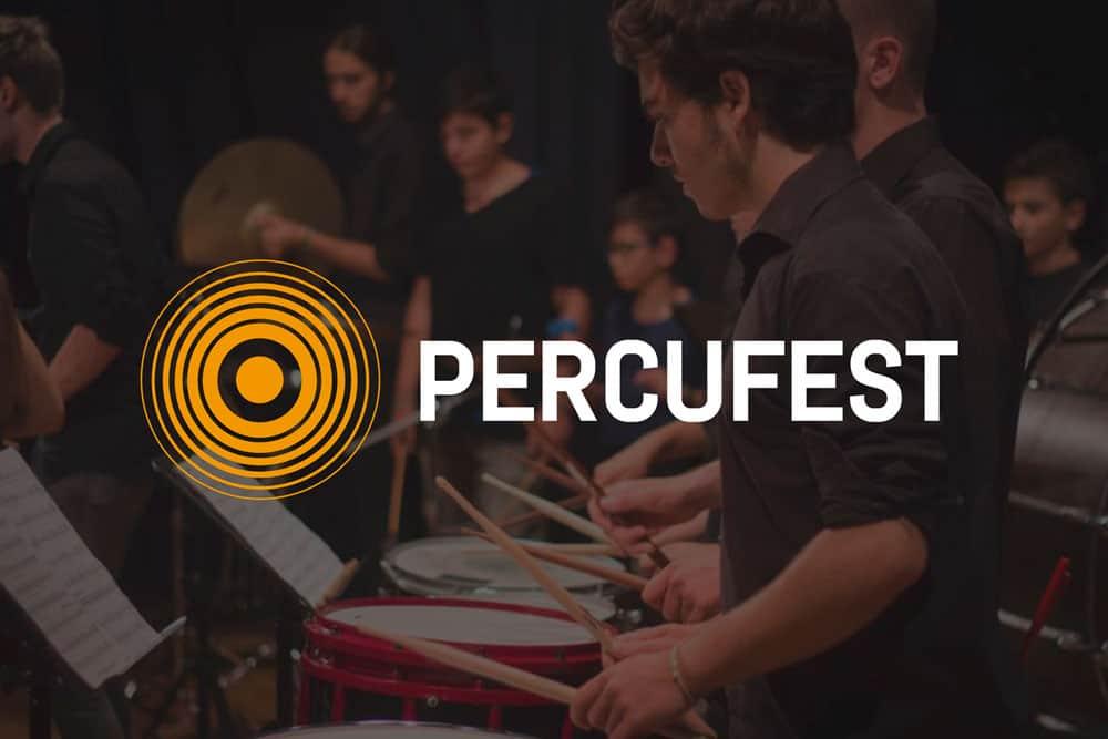 PercuFest - Branding Principal