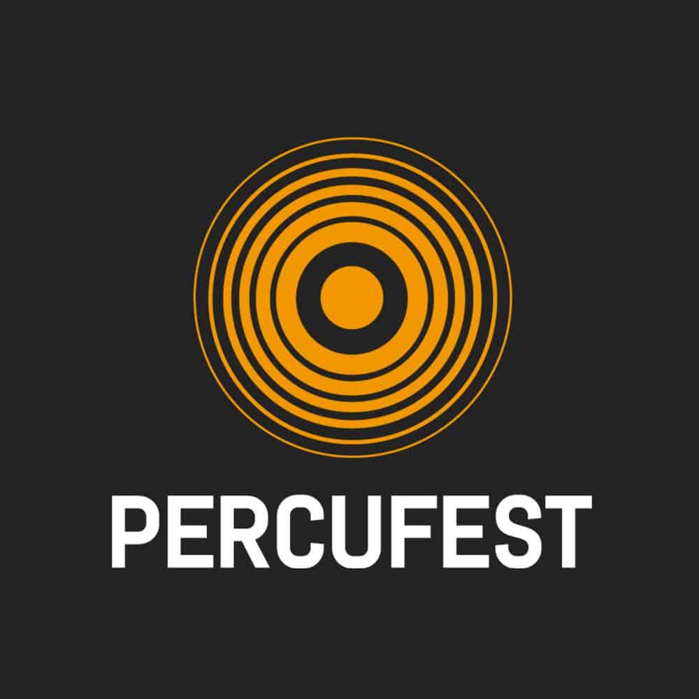 PercuFest - Branding Negro
