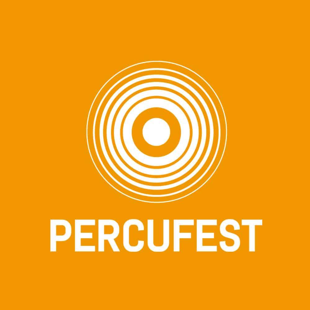 PercuFest - Branding Naranja