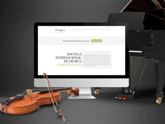 Escuela Internacional de Música Alberto Jonás