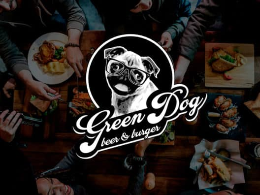 Green Dog - Beer & Burger
