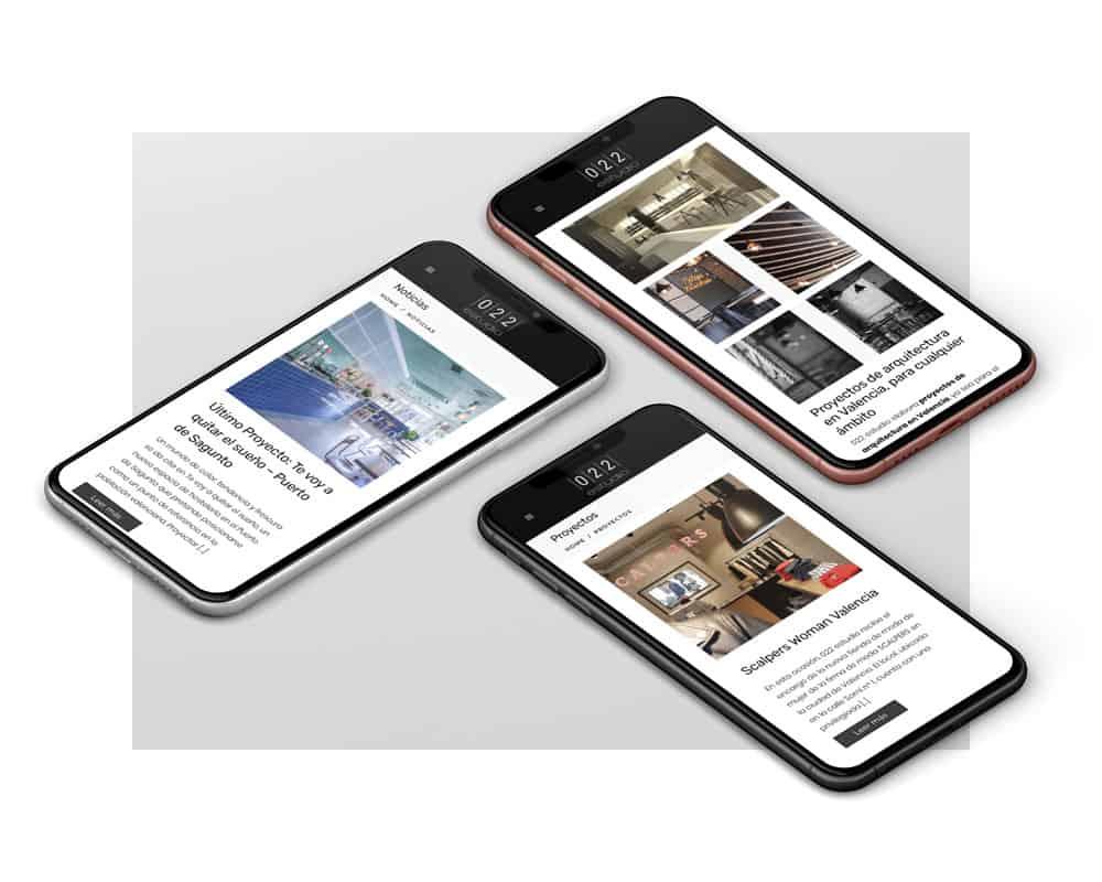 022 Estudio - Responsive smartphone