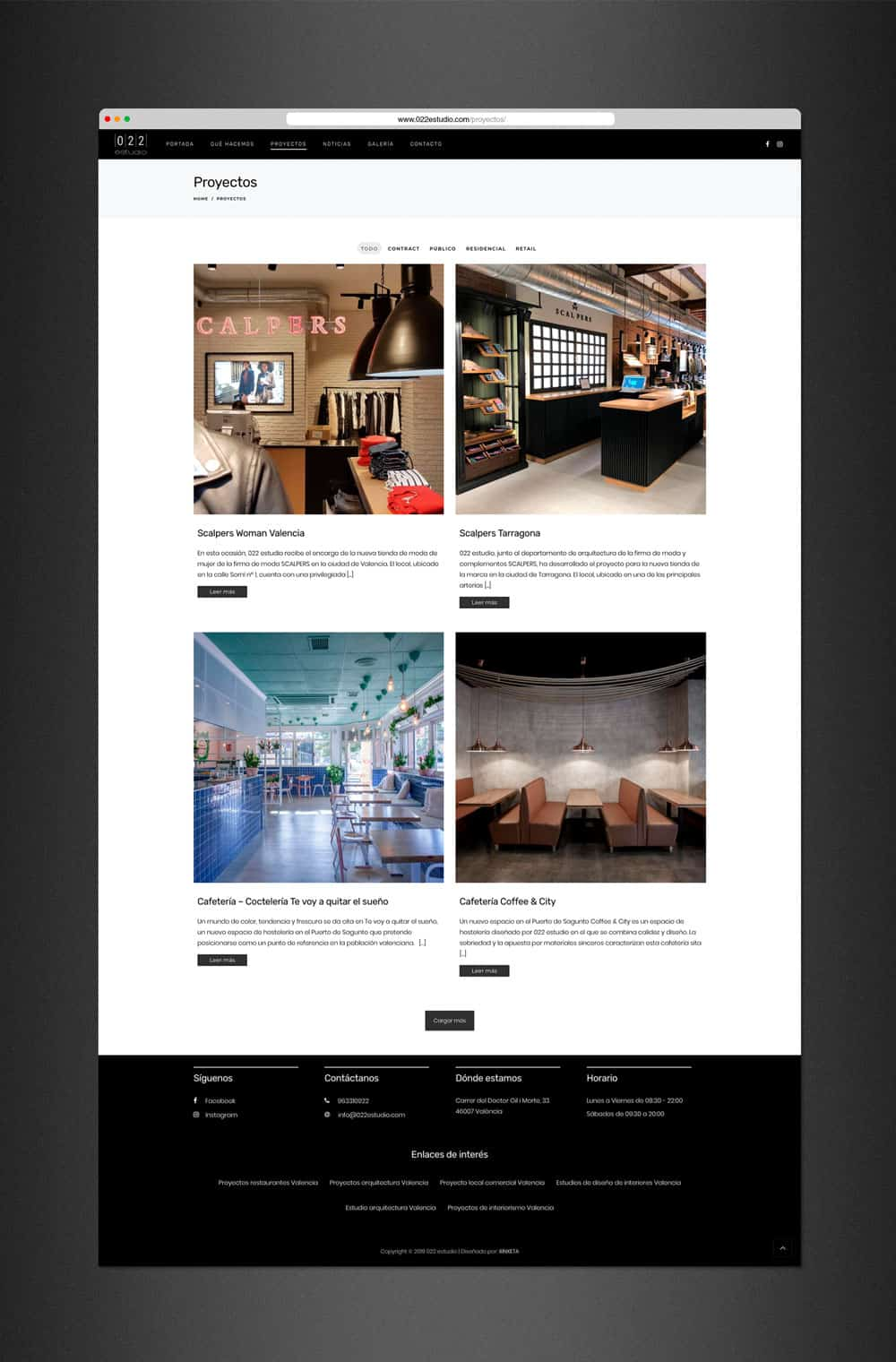 022 Estudio - Desarrollo web