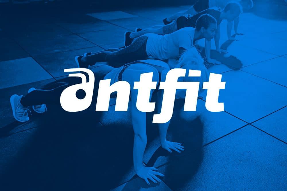 Antfit - Identidad Corporativa