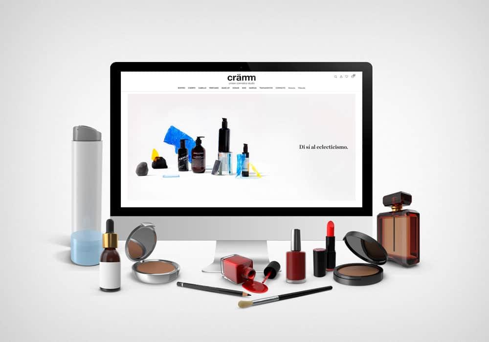 crämm - Unisex cosmetics studio